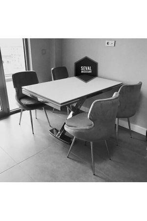 Grey Masa Takımı