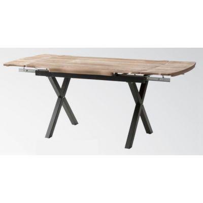 Kütük Masa Ceviz X Ayaklı