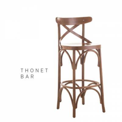 Thonet Bar Taburesi