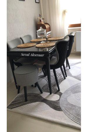 Premium Masa + Seval Sandalye
