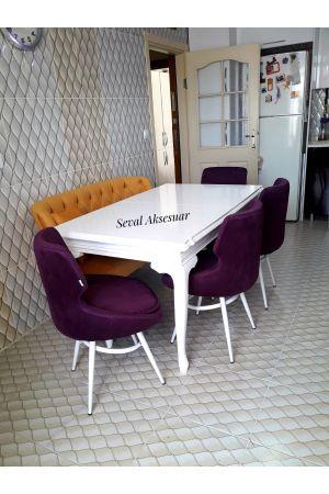 Elif Bank + Selo Sandalye + İnci Masa