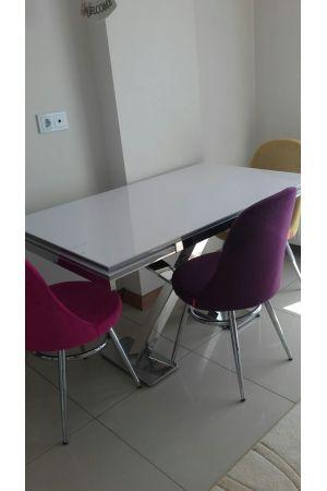 X Masa+4 Şato Sandalye